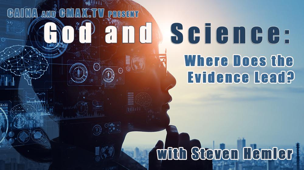Click to watch a video of CAINA's presentation on God and science.